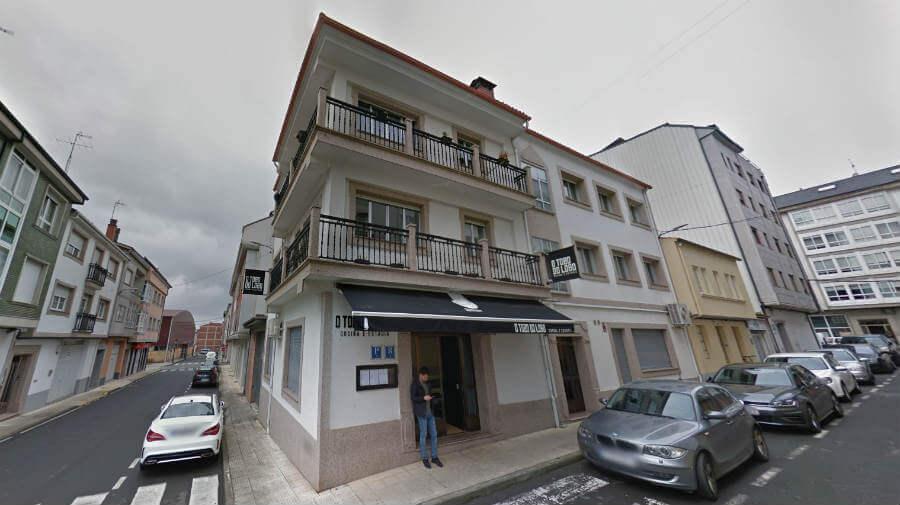 Pensión O Tobo do Lobo, Melide, La Coruña - Camino Francés :: Alojamientos del Camino de Santiago