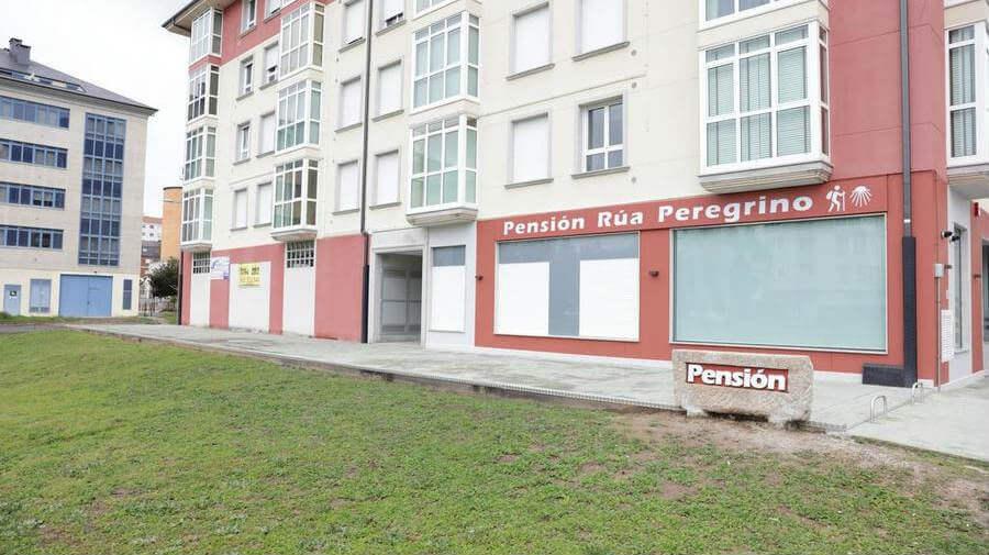 Pensión Rúa Peregrino, Sarria - Camino Francés :: Alojamientos del Camino de Santiago