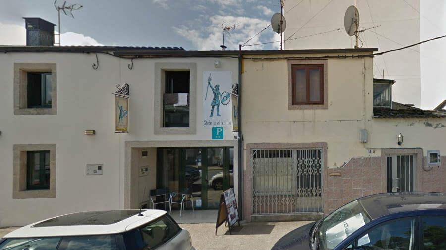 Pensión Siete en el Camino, Sarria - Camino Francés :: Alojamientos del Camino de Santiago