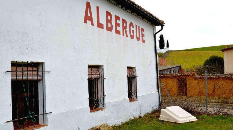 Albergue de peregrinos El Palomar, Ledigos, Palencia - Camino Francés :: Albergues del Camino de Santiago