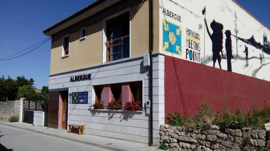Albergue Hornillos Meeting Point, Hornillos del Camino, Burgos - Camino Francés :: Albergues del Camino de Santiago