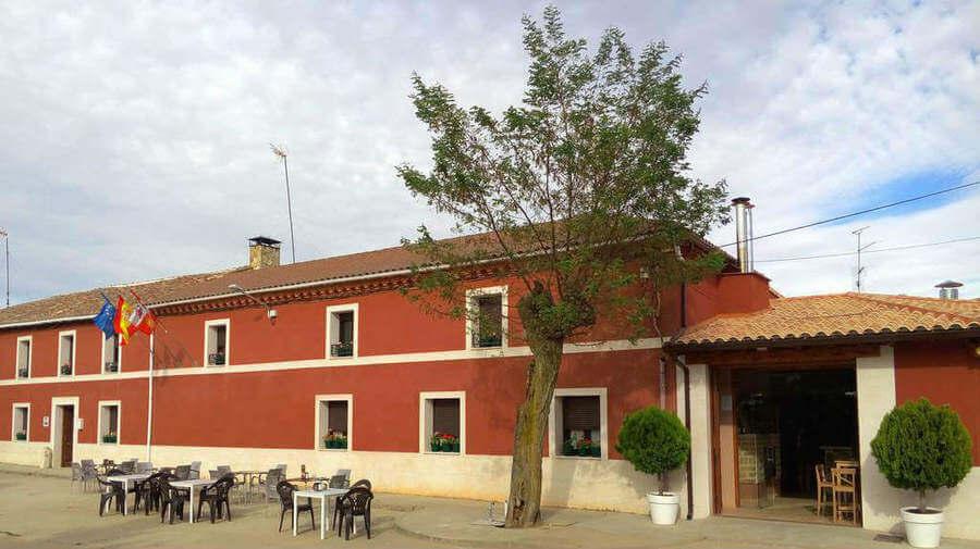 Albergue La Morena, Ledigos, Palencia - Camino Francés :: Albergues del Camino de Santiago