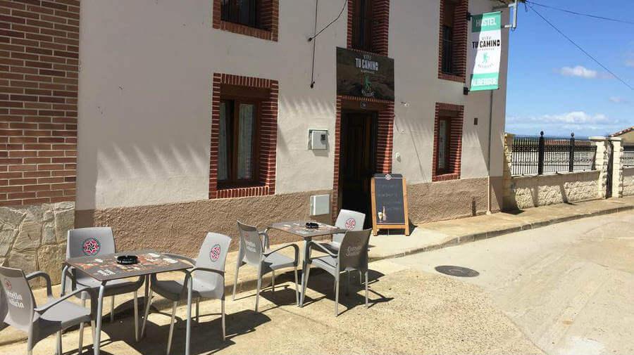 Albergue Vive tu Camino, Reliegos, León - Camino Francés :: Albergues del Camino de Santiago