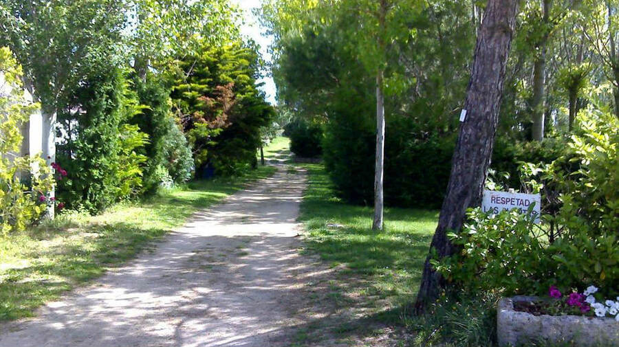 Albergue camping Camino de Santiago, Castrojeriz - Camino Francés :: Albergues del Camino de Santiago