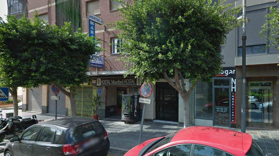 Hostal Maribel, O Pedrouzo, La Coruña - Camino Francés :: Alojamientos del Camino de Santiago