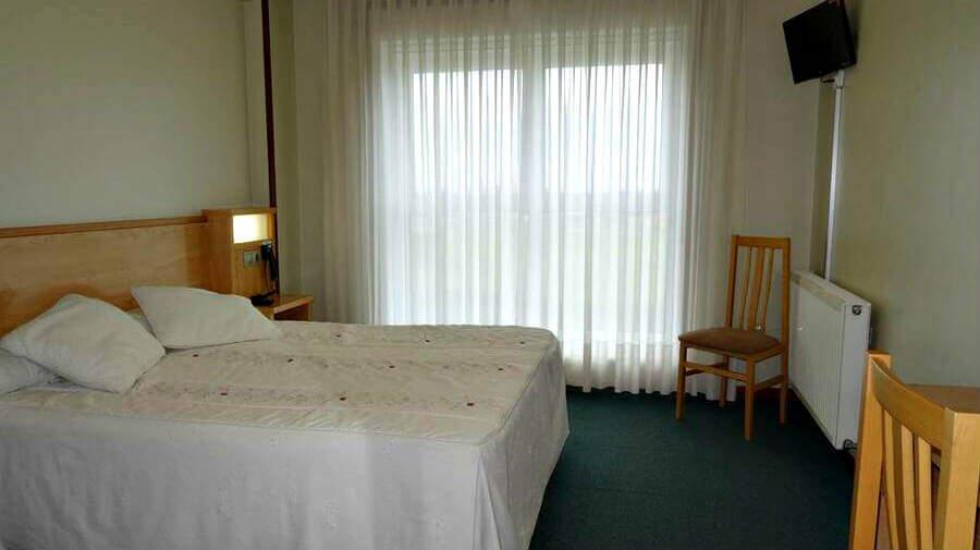 Hotel Akelarre, San Marcos, La Coruña - Camino Francés :: Alojamientos del Camino de Santiago