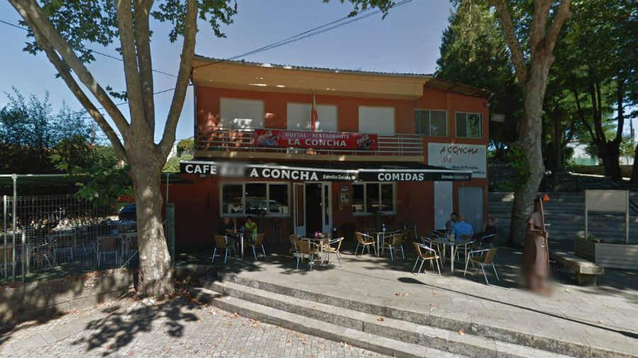 Pensión A Concha, Lavacolla, La Coruña - Camino Francés :: Alojamientos del Camino de Santiago