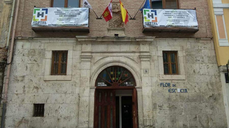 Albergue Hostel Catedral Burgos, Burgos - Camino Francés :: Albergues del Camino de Santiago