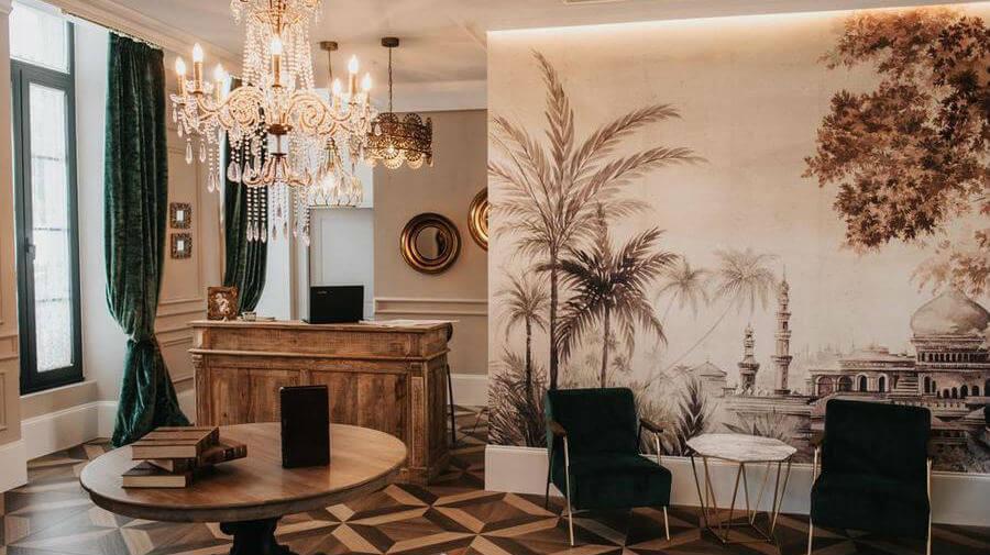 1930 Boutique Hotel, Arzúa, La Coruña - Camino Francés :: Alkojamientos del Camino de Santiago