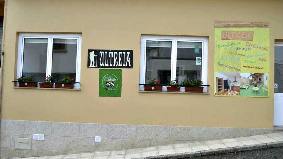 Albergue Ultreia, Portomarín, Lugo - Camino Francés :: Albergues del Camino de Santiago