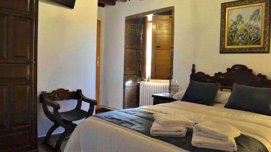 Casa Santaia, O Pedrouzo, La Coruña - Camino Francés :: Alojamientos del Camino de Santiago