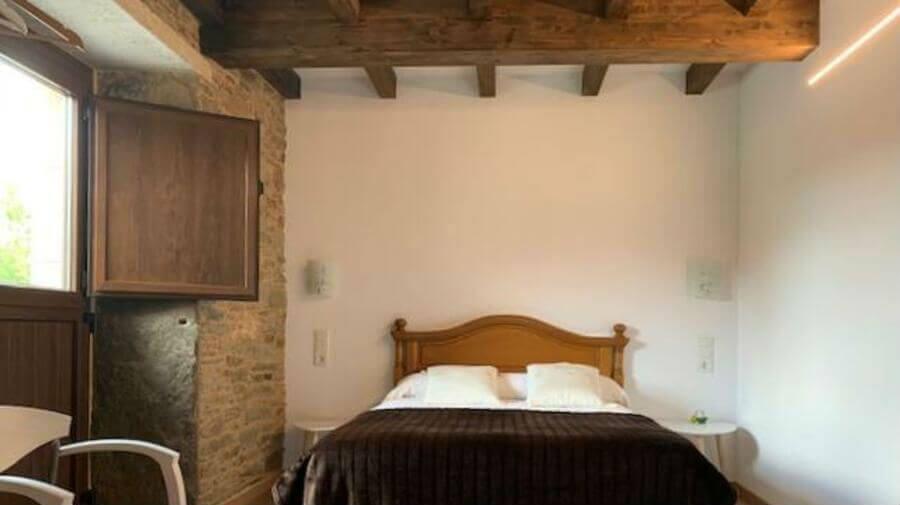 Casa rural do Horreo, A Calle de Ferreiros, La Coruña - Camino Francés :: Alojamientos del Camino de Santiago