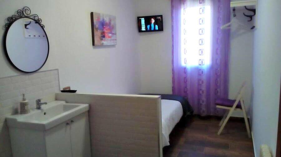Hostal Casa Ribeira Sacra, Portomarín, Lugo - Camino Francés :: Alojamientos del Camino de Santiago