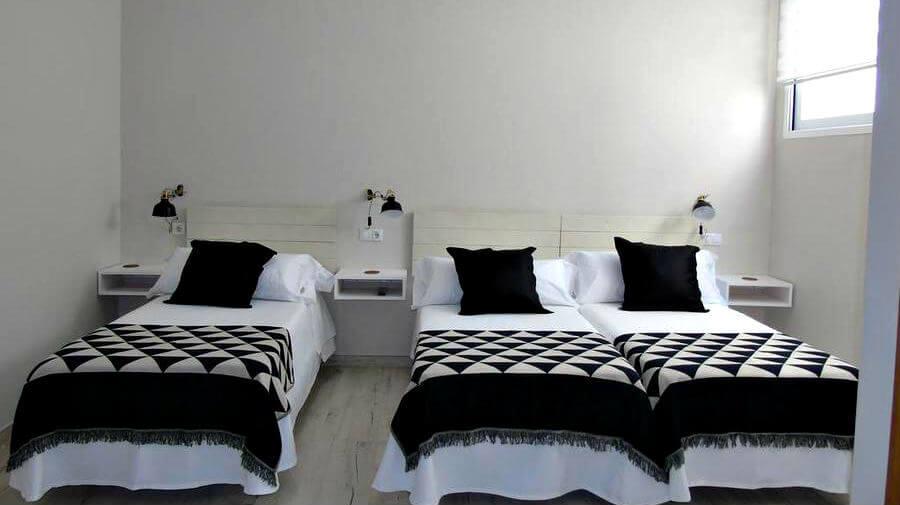 Hostal Casa San Nicolás, Portomarín, Lugo - Camino Francés :: Alojamientos del Camino de Santiago