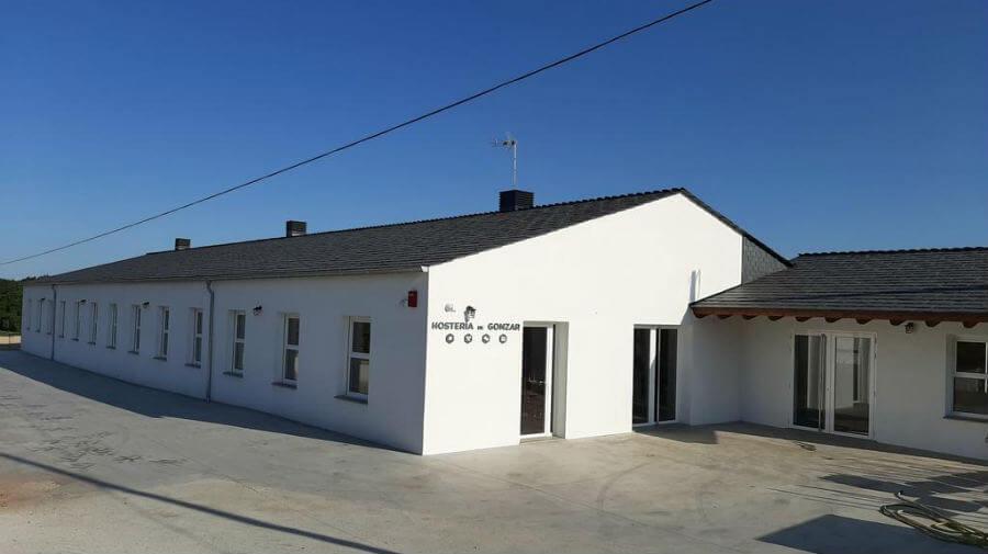 Hostería de Gonzar, Gonzar, Lugo - Camino Francés :: Alojamientos del Camino de Santiago