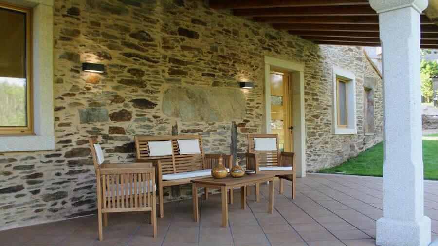 Hotel O Pozo, O Castro, La Coruña - Camino Francés :: Alojamientos del Camino de Santiago