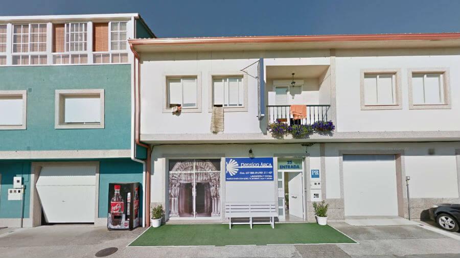 Pensión Arca, O Pedrouzo, La Coruña - Camino Francés :: Alojamientos del Camino de Santiago