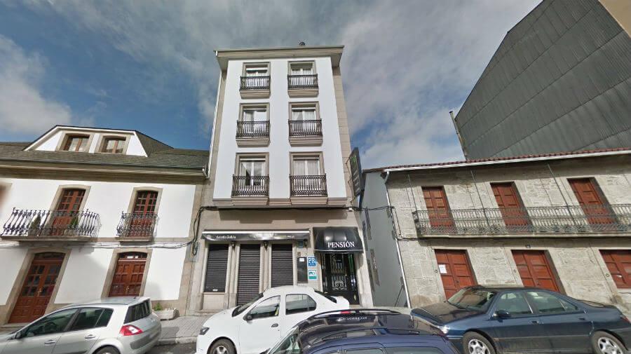 Pensión Arenas Palas, Palas de Rei, Lugo - Camino Francés :: Alojamientos del Camino de Santiago