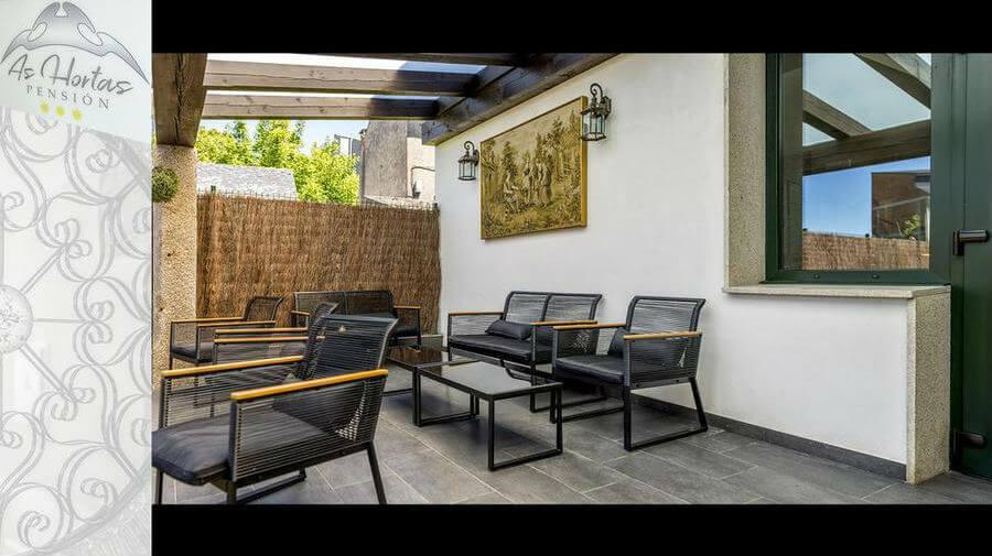 Pensión As Hortas, Palas de Rei, Lugo - Camino Francés :: Alojamientos del Camino de Santiago