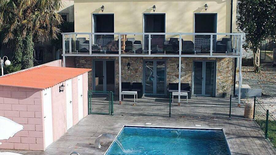 Pensión Casa Costoya, Arzúa, La Coruña - Camino Francés :: Alojamientos del Camino de Santiago