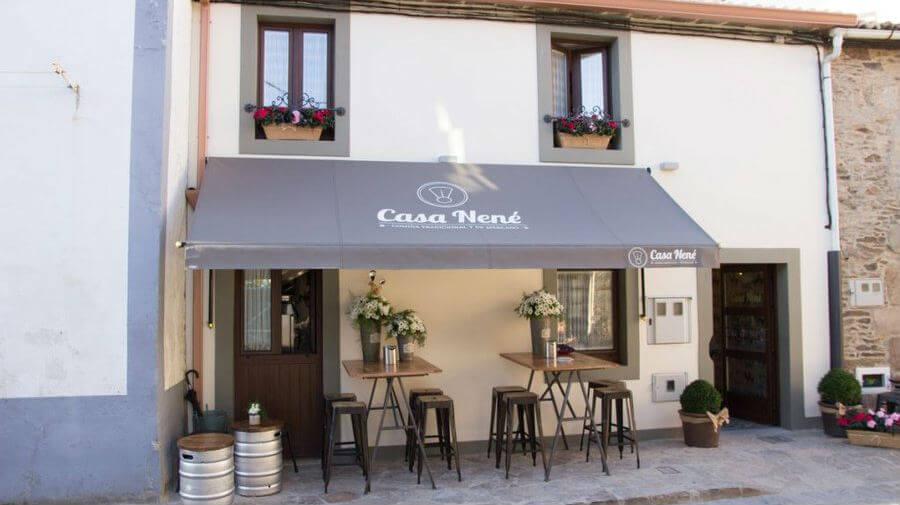 Pensión La Casona de Nené, Arzúa, La Coruña - Camino Francés :: Alojamientos del Camino de Santiago