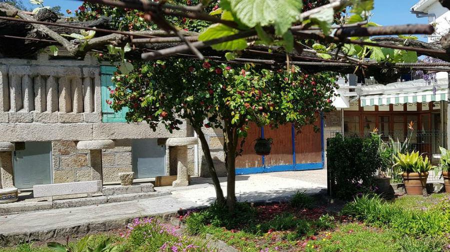 Albergue A Xesteira, Arcade, Pontevedra - Camino Portugués :: Albergues del Camino de Santiago