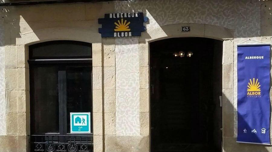 Albergue Albor, Caldas de Reis, Pontevedra - Camino Portugués :: Albergues del Camino de Santiago