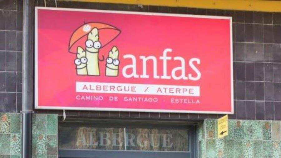 Albergue de peregrinos ANFAS, Estella, Navarra - Camino Francés :: Albergues del Camino de Santiago