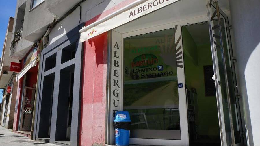 Albergue Barullo, Sarria, Lugo - Camino Francés :: Albergues del Camino de Santiago
