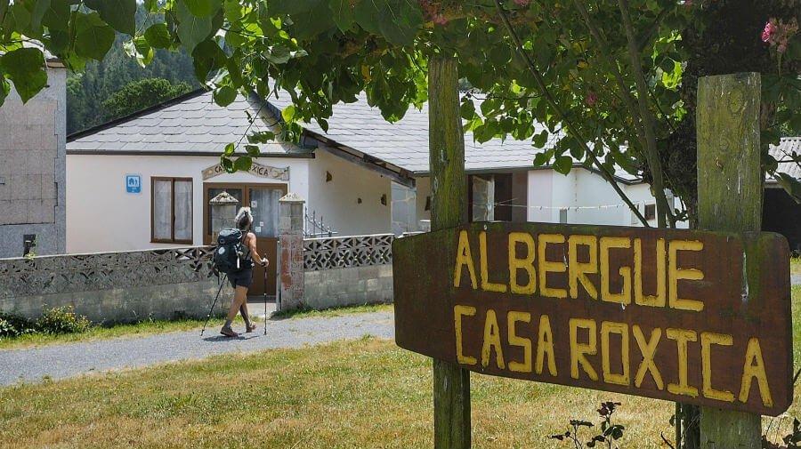 Albergue Casa Roxica, A Roxica (Friol), Lugo - Camino del Norte :: Albergues del Camino de Santiago