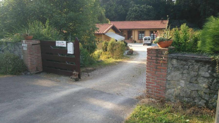 Albergue La Llosa de Cosme, Piñeres de Pría (Llanes), Asturias - Camino del Norte :: Albergues del Camino de Santiago