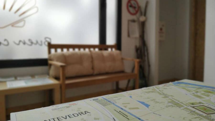 Albergue Nacama Hostel, Pontevedra - Camino Portugués :: Albergues del Camino de Santiago
