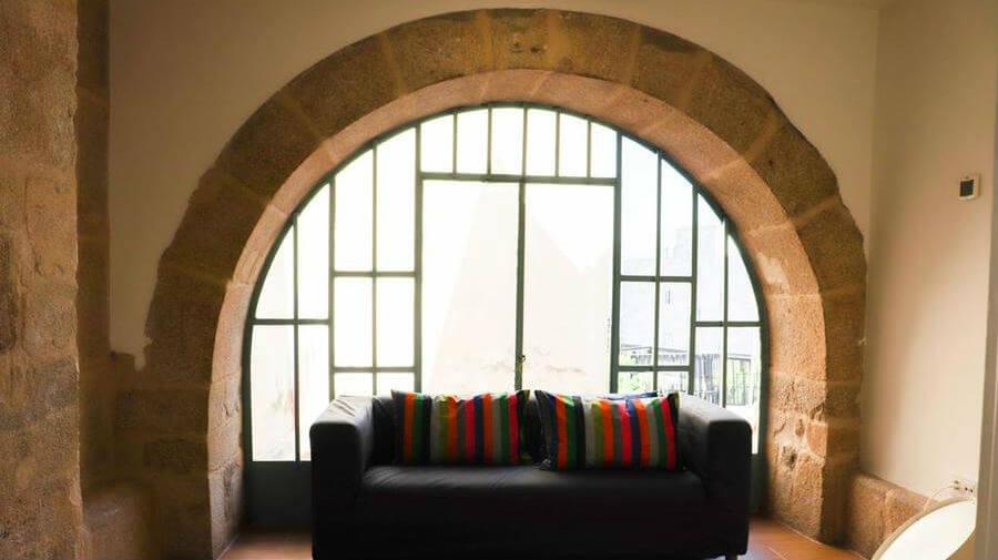 Albergue Real4 Hostel, Vigo, Pontevedra - Camino Portugués por la Costa :: albergues del Camino de Santiago