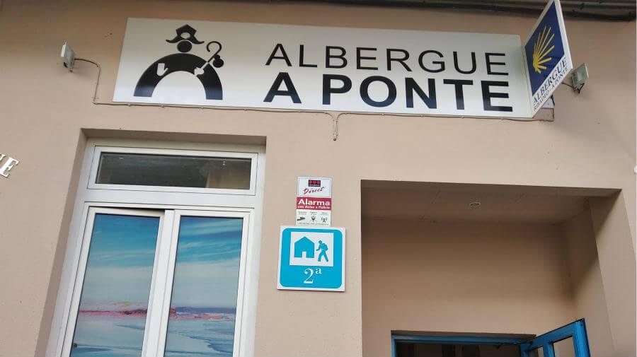 Albergue Ribadeo a Ponte, Ribadeo, Lugo - Camino del Norte :: Albergues del Camino de Santiago