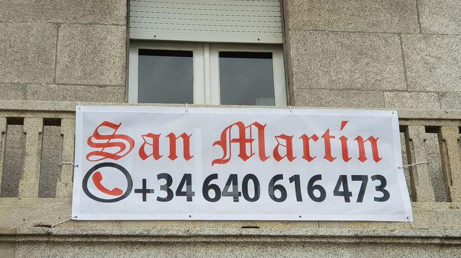Albergue San Martín, Tui, Pontevedra - Camino Portugués :: Albergues del Camino de Santiago