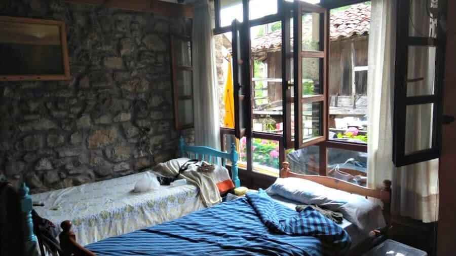 Albergue Tu Casa, Vega de Ribadesella, Asturias - Camino del Norte :: albergues del Camino de Santiago