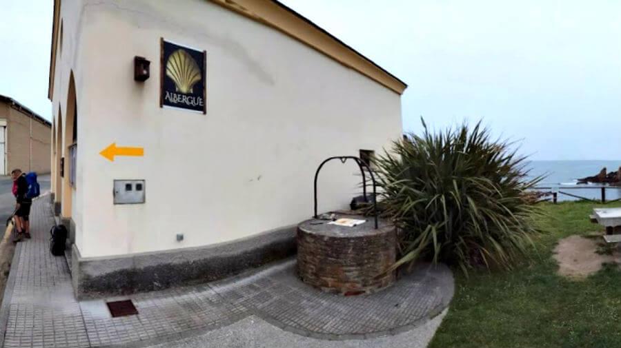 Albergue de peregrinos de Tapia de Casariego, Asturias - Camino del Norte :: albergues del Camino de Santiago