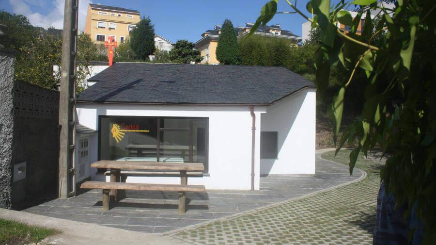 Albergue municipal de peregrinos de La Caridad, Asturias - Camino del Norte :: Albergues del Camino de Santiago