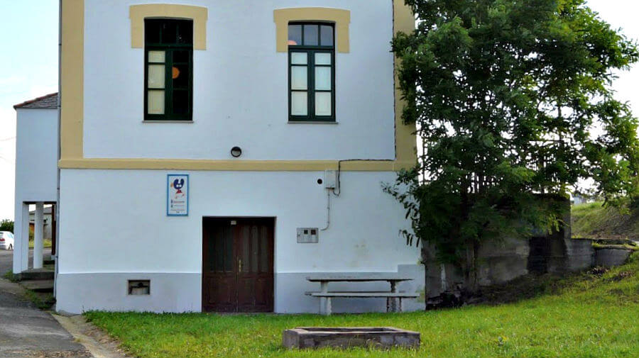 Albergue municipal de peregrinos de Tol (Castropol) - Camino del Norte :: Albergues del Camino de Santiago