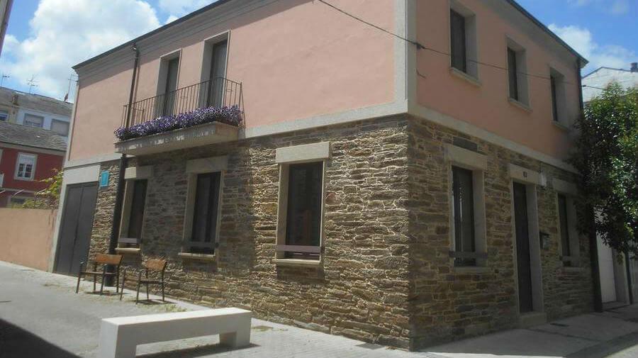 Hostal Xardín de Estrelas, Sarria, Lugo - Camino Francés :: Alojamientos del Camino de Santiago