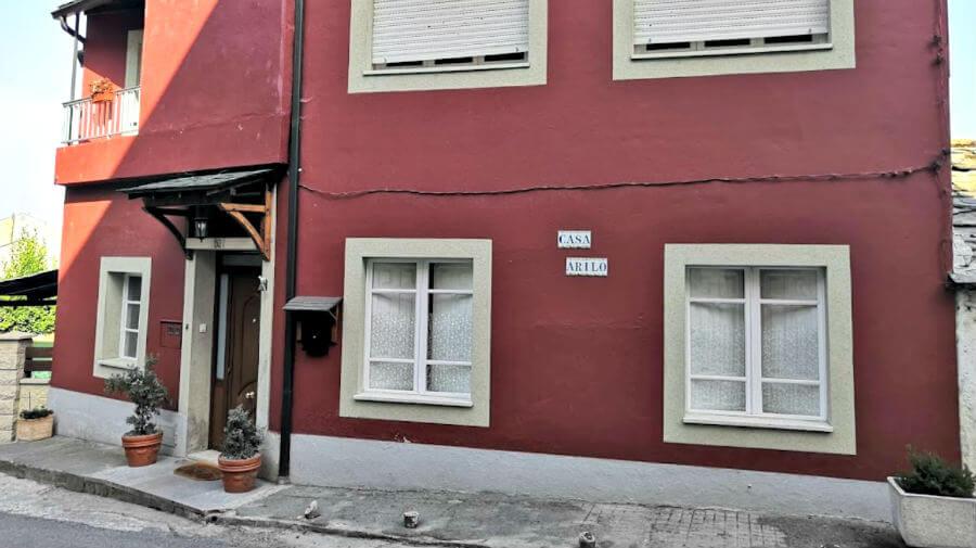 Pensión Casa Arilo, Sarria, Lugo - Camino Francés :: Alojamientos del Camino de Santiago