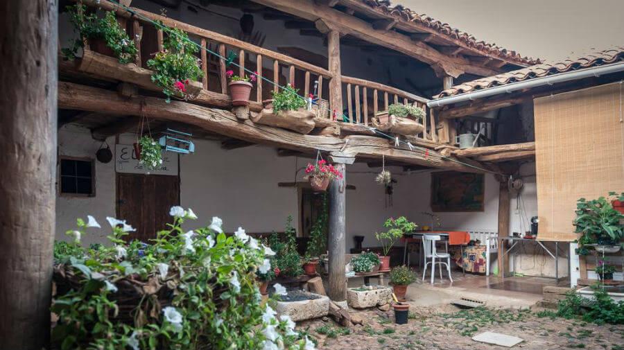 Albergue El Pajar de Oncina, Oncina de la Valdoncina, León - Camino Francés :: Albergues del Camino de Santiago
