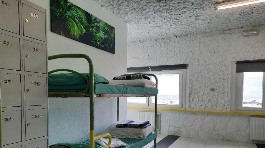 Albergue Marejada Hostel, La Isla (Colunga), Asturias - Camino del Norte :: Albergues del Camino de Santiago
