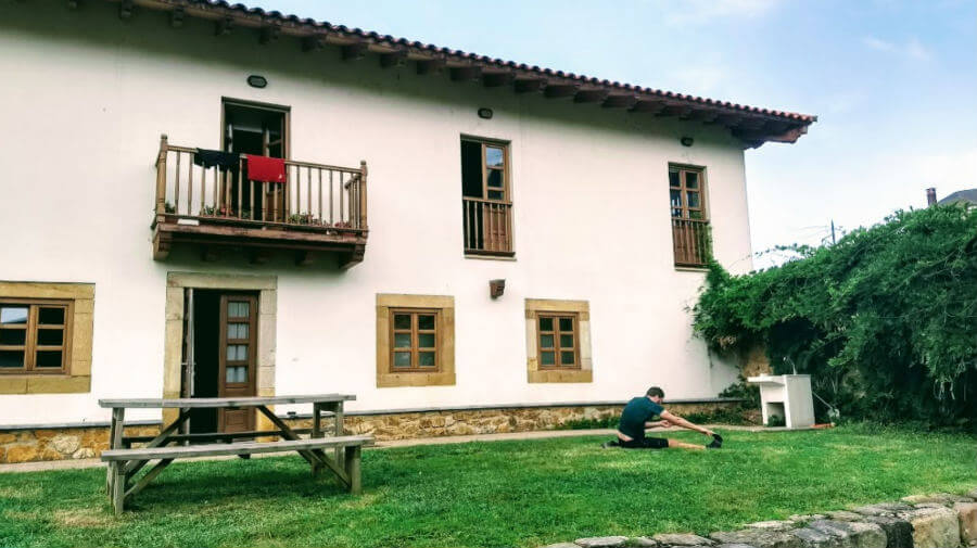 Albergue de peregrinos municipal Casona de San Miguel, Pola de Siero, Asturias - Del Camino del Norte al Camino Primitivo :: Albergues del Camino de Santiago
