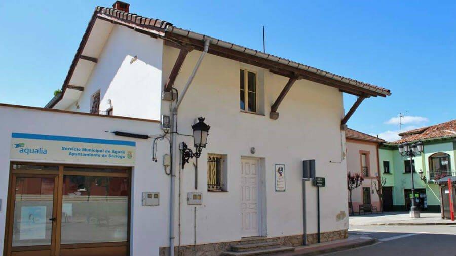 Albergue de peregrinos de Vega de Sariego, Asturias - Enlace del Camino del Norte al Camino Primitivo :: Albergues del Camino de Santiago