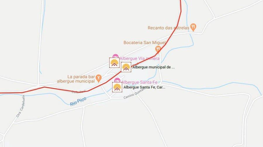 Albergues de peregrinos en Cardeñuela Ríopico, Burgos - Camino Francés :: Albergues del Camino de Santiago
