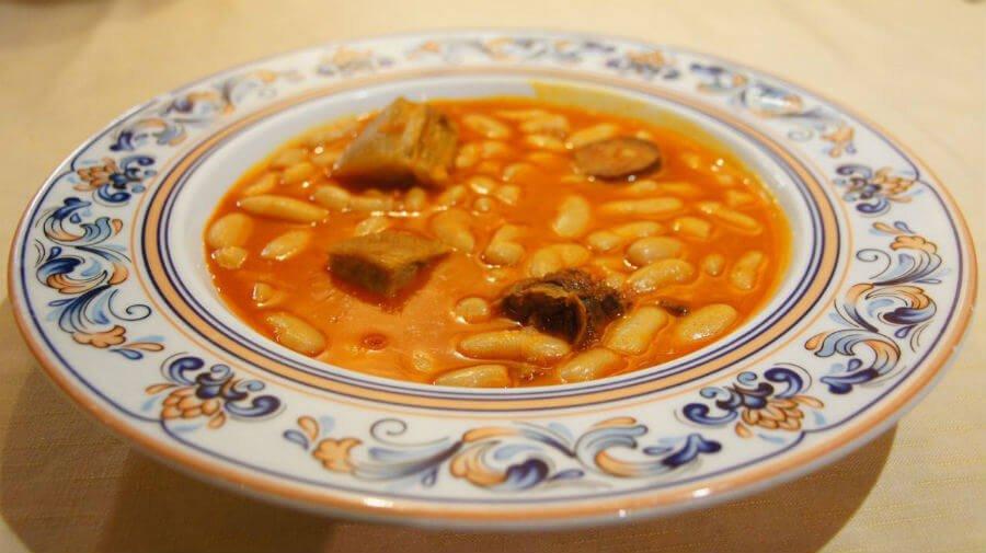 Fabada asturiana, Asturias - Camino Primitivo :: Gastronomía en el Camino de Santiago