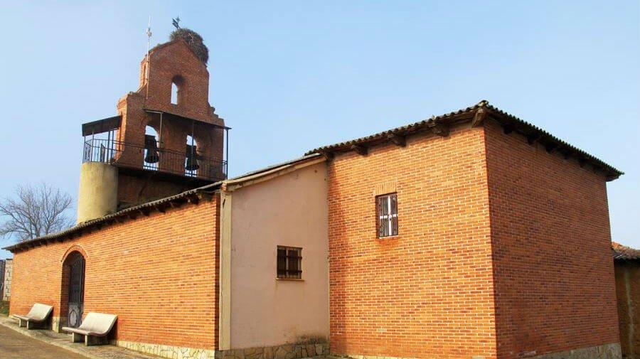 Iglesia de San Bartolomé, Oncina de la Valdoncina, León - Camino Francés (Etapa de León a Villar de Mazarife) :: Guía del Camino de Santiago