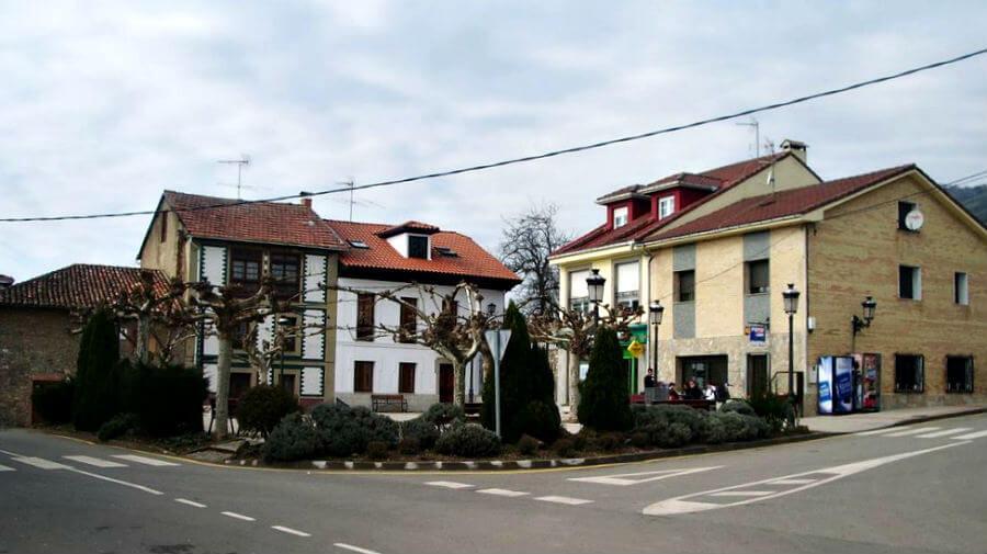 Vega de Sariego, Asturias - Enlace del Camino del Norte al Camino Primitivo :: Guia del Camino de Santiago