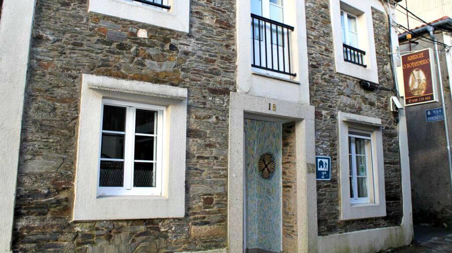 Albergue O Botafumeiro, Arzúa, La Coruña - Camino Francés :: Albergues del Camino de Santiago